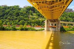 Pittsburgh (mutovision) Tags: pittsburgh urban buildings bridges