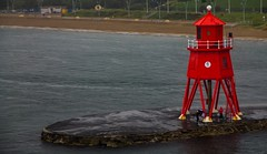 The Groyne (martybrett8686) Tags: groyne shields tyneside river lighthouse southshields southtyneside