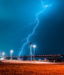 Thunderstorm (andjelic_aleksandar) Tags: thunder lightnings belgrade nikon ngc explore storm