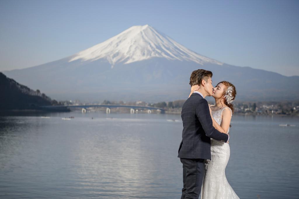 婚攝小勇,小寶團隊, Niniko, 自助婚紗, 海外婚紗,河口湖,櫻花,富士山-002