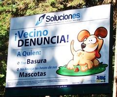 Mexico City / Mixcoac - Parque Hundido - Bad Doggy! / Environmental Crime -  Let your dog poop, go to jail (ramalama_22) Tags: mexico city ciudaddemexico mixcoac parque hundido sunken park dog walking poop solid waste neighbor denounce environmental crime penalty fine jail time basura mascota perro minimum wage arrest prison carcel
