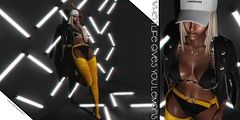 -When Life Gives You Lemons- (THE GLAMOURY PROJECT) Tags: foxy sabotage indented coco seven