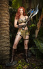 Red Sonja by Feisty Vee (Manny Llanura) Tags: red sonja cosplay cosplayer feisty vee veronica carousos manny llanura photography anime expo 2017