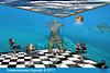 FRAMMENTAZIONE CORPORALE IN UNA STANZA TRASPARENTE IN FONDO AL MARE (ADRIANO ART FOR PASSION) Tags: fantasy fantasia stanza room trasparente photomontage fotomontaggio photoshop frammentazionecorporale mare infondoalmare sea tea té adrianoartforpassion photoshopcreativo