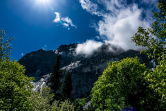 Still away - Yosemite in the clouds (randyherring) Tags: recreational nationalparksystem historic park yosemitenationalpark ca mountains beauty outdoor vacation tourism california nature yosemitevalley unitedstates us
