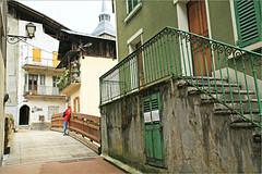 A Beaufort, Savoie, Alpes, France (claude lina) Tags: claudelina france rhônealpes alpes savoie village beaufort beaufortin pont bridge