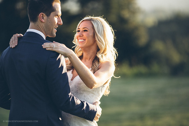 Emily & Stuart | Mount Hood Organic Farms Wedding