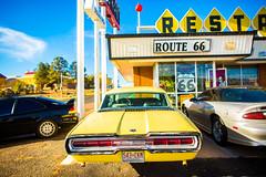 Route 66 Restaurant (Thomas Hawk) Tags: america newmexico route66 route66restaurant santarosa usa unitedstates unitedstatesofamerica auto automobile car neon restaurant us fav10 fav25 fav50 fav100
