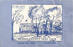 A New Jersey Golf Scorecard (rbglasson) Tags: newjersey golf scorecard scorecards collectibles scorecardcollecting memorabilia hobby