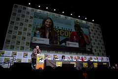 Kristian Nairn, Isaac Hempstead Wright, John Bradley, Nathalie Emmanuel, Liam Cunningham, Sophie Turner, Jacob Anderson, Conleth Hill, Alfie Allen & Gwendoline Christie (Gage Skidmore) Tags: kristian nairn isaac hempstead wright john bradley nathalie emmanuel liam cunningham sophie turner jacob anderson conleth hill alfie allen gwendoline christie game thrones hbo san diego comic con international 2017 convention center california