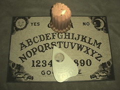 Halloween (Psychic Base) Tags: candle festive fun halloween light old ouija spooky