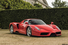 Ferrari Enzo (Photocutout) Tags: cars supercars sportscars rare goodwood festivalofspeed fos fos2017 bugatti veyron vitesse chiron bmw v12 w16 turbo