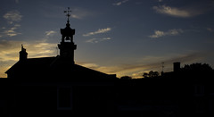 Market House Sunrise, Princes Risborough (IFM Photographic) Tags: img8160a canon 600d ef2470mmf28lusm ef 2470mm f28l usm lseries princesrisborough princes risborough buckinghamshire bucks sunrise landscape sky markethouse princesrisboroughtowncouncil prtc