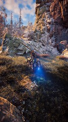 First Ride (alt) (M.NeightShambala) Tags: horizon zero dawn aloy guerilla games ps4 playstation sony video game jv killzone