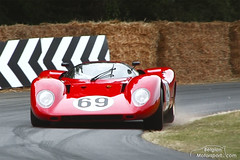 Ferrari 312p (belgian.motorsport) Tags: ferrari 312p 312 v12 goodwood fos festival speed 2015