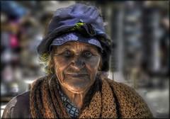 Portogallo # 21 - Portrait in Oporto (celestino2011) Tags: anziana rughe volto portogallo greatphotographers