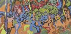 Racines d'arbres - Auvers-sur-oise - Van Gogh - 1890_0 (Luc II) Tags: vangogh auverssuroise