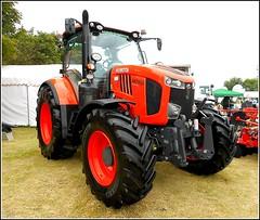 Kubota M7151.. (** Janets Photos **) Tags: uk eastyorkshire driffieldshow tradestalls tractors kubotatractors show events