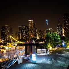 Chicago Navy Pier (ErikN86) Tags: chicago night nightview us nightshot navypier sony sonya77ii sonydslr skyscrape city cityview