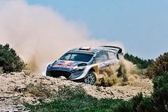 Ogier / Ingrassia - Fiesta WRC - SS19 Sassari to Argentiera - 10/6/17 - Rally D'Italia 2017Sard67 (74Mex) Tags: wrc rally ditalia 2017 sardinia sarde sardegna pentax k1000 iso800 k 1000 iso 800 ogier ingrassia fiesta ss19 sassari argentiera 10617 2017sard67
