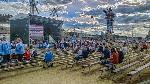 27.7.2017 Torstai iltapäivä Thursday afternoon Turku Åbo Finland
