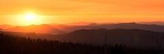 that light (Ben McLeod) Tags: cloudcap cloudcapinn mthood oregon dusk hills shadows sunset