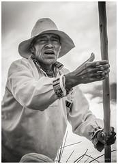 The Titicaca Islanders (RudyMareelPhotography) Tags: franciscopizarro latinamerica peru southamerica lima puno titicacaislanders laketiticana urosislands uros people floating islands flickrclickx flickr ngc