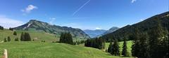 Das Stanserhorn (Priska B.) Tags: geoweg stanserhorn wiesenberg nidwalden panorama wolken