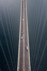 Akashi Kaikyō Bridge (Whitevanman1024) Tags: 神戸市 兵庫県 日本 jp hyogo kobe akashi bridge suspension