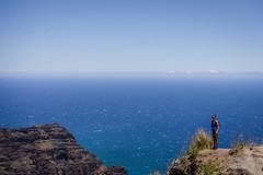 IMGP3506 (Steve Axt) Tags: waimea awaawapuhitrail awaawapuhi kokee hiking kauai cliffs napali jamie pentaxlimited pacific