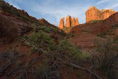 The Fallen Below Cathedral Rock (Ken Krach Photography) Tags: sedonaarizona
