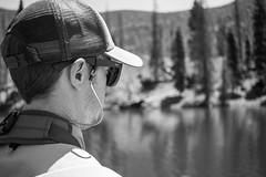 Colorado_20170603_27_1.jpg (Austin Irwin Moore) Tags: colorado fishing bw flyfishing fly mountains forest lake