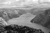 On trail to Preikestolen (VarsAbove) Tags: norway norge norwegia trip mointains travel traveller trolltunga lake nature fjord waterfall odda kinsarvik preikestolen tent beauty sunset sunrise bergen