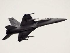 F/A-18F Super Hornet - U.S Navy AFA 2012 Autor: Anderson Kindermann (akindermann2) Tags: boeing fa18f superhornet usnavy afa aviacaoemfamília spotter