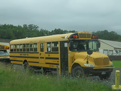 First Student #555 (ThoseGuys119) Tags: firststudentinc schoolbus saugerties new york ny icce maxxforce7