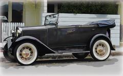 Vintage (boeckli) Tags: akaroa vintage cabriolet convertible car vehicle auto automobil automobile newzealand textures texturen texture textur topaz topazsimplify tonyvisconti oldcars classics fahrzeug outdoor