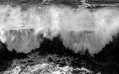 CRASHING IN (scatrd) Tags: wavescape nikon mynikonlife australia sydney nsw maroubra 2017 waves monochrome coastal easternsuburbs newsouthwales jasonbruth blackandwhite nikond810 afsnikkor70200f28gedvrii d810 country mahonpool au
