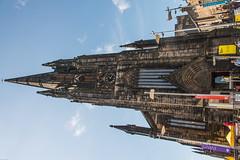 Edinburgh - Tron Kirk Spire Royal Mile (Le Monde1) Tags: edinburgh stgiles cathedral castle scotland uk greatbritain nikon d800e lemonde1 lothian city capital unesco worldheritagesite unitedkingdom church tronkirk spire royalmile