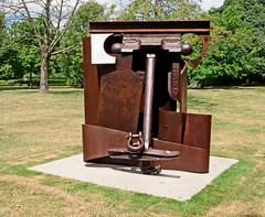 Anthony Caro (Russtafa) Tags: art artwork publicart sculpture sculptor