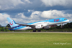 G-BYAY  B752  TUI (Keith Wignall) Tags: man b757 b752 tui tom