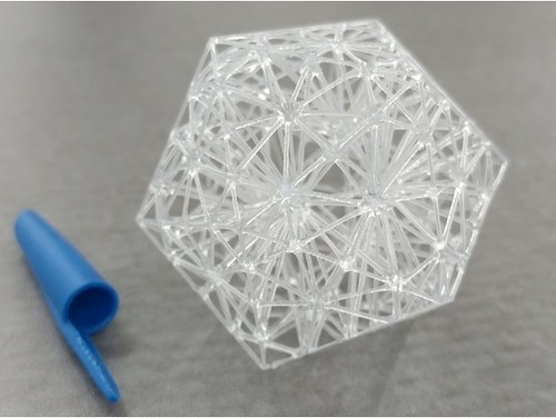 3d printed - challenging complex shapes by Dizingof