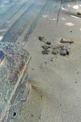 sawdust (Terraria) Tags: woodwork vise sawdust work