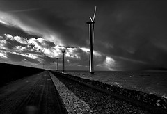 power (ahwou) Tags: holland ijsselmeer