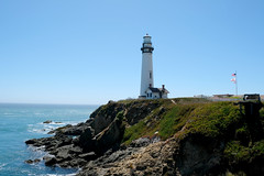 Pigeon Point Lighthouse (sdkarlson) Tags: lighthouse coast pigeonpoint