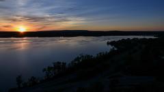 Ottawa River Sunser : June 13, 2017 (jpeltzer) Tags: ottawa ottawariver sunset myview