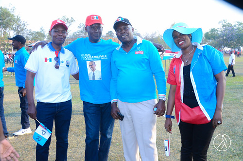 Paul - RPF Presidential Campaign  2017 15Th July (Kicukiro District)