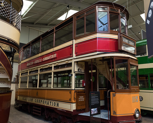 Glasgow 1115 | Crich Tramway Village-42
