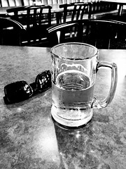 Chill (Ernest Lowe) Tags: bar table glasses liquid cold mug beer