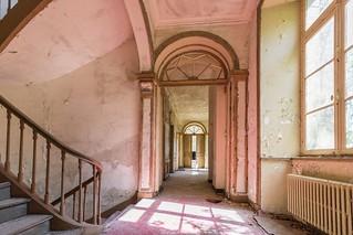 The forgotten abbey