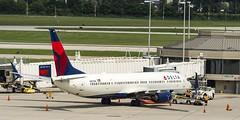 Delta Air Lines Boeing 737-932(ER)(WL) N837DN (MIDEXJET (Thank you for over 1 million views!)) Tags: milwaukee milwaukeewisconsin generalmitchellinternationalairport milwaukeemitchellinternationalairport kmke mke gmia deltaairlinesboeing737932erwln837dndeltaairlines boeing737932erwl boeing boeing737932 boeing737900 boeing737 737 737900 737932 n837dn wisconsin unitedstatesofamerica